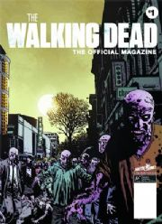 The Walking Dead Official Magazine #1 Previews Exclusive PX Variant Cover Titan Magazines